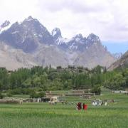 Shimshal from West Photo